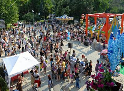 1-ви Юни 2011 Детски празник ПП ГЕРБ - Пловдив