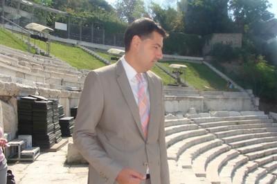 Тотев инспекция Античен театър