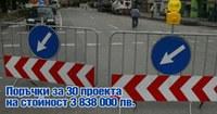 """Нов мост, Коматевско шосе и """"Васил Априлов"""" в програмата"""