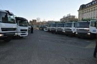12 милиона лева инвестиции за модерно и екологично почистване  на Пловдив