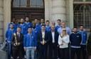 """Академик Бултекс 99"" показа три купи и връчи медал на кмета Иван Тотев"