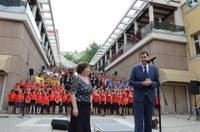 300 хористи пяха ЗАЕДНО в уникална инициатива в центъра на Пловдив