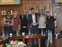 APOCALYPTICA поздравиха Пловдив за Европейска столица на културата