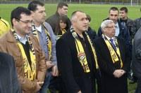 Бойко Борисов превежда парите за спортните бази на Пловдив