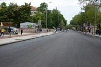 """Булевард """"Васил Априлов"""" става вътрешноградска магистрала, отвориха за движение първия реконструиран участък"""