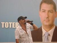 Дичо започна турне в Пловдив в подкрепа на Иван Тотев
