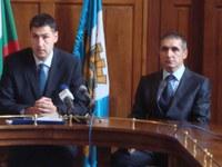 Димитър Кацарски е първият заместник-кмет в екипа на Иван Тотев