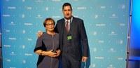Дорис Пак прие поканата на кмета Иван Тотев да бъде гост на откриването на Европейска столица на културата 2019