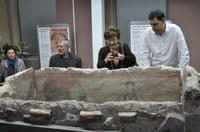 Експонираха уникална гробница в Археологическия музей в Пловдив