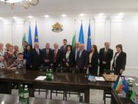 Емоционална среща в Лвов на българската общност с кмета Иван Тотев