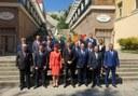 ГЕРБ-СДС откри предизборната си кампания в Пловдив с молебен