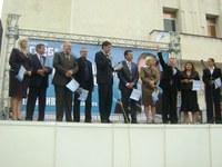 ГЕРБ тръгна за победа от центъра на Пловдив
