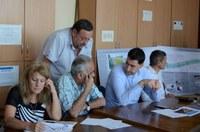 Идейният проект за социализацията на река Марица бе разгледан от ЕСУТ
