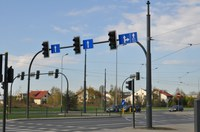 Интелигентни светофари в Пловдив