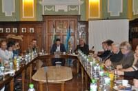 Инвестициите – фокус в срещата на кмета Иван Тотев с германски професори