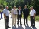 Иван Тотев и Атанас Ташков дадоха старта на нов обект в Лъки