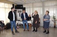 Иван Тотев и Димитър Колева споделиха празника на пенсионерски клуб в Пловдив