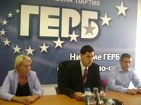 Иван Тотев обяви листатата на ГЕРБ за общински съветници в Пловдив