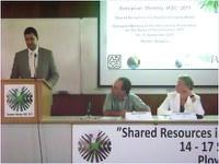 Иван Тотев откри международен форум за изследване на общностните ресурси