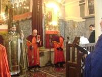 Иван Тотев поздрави арменската общност за храмовия празник Сурп Кеворк