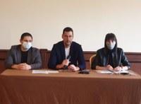 Иван Тотев пред МГЕРБ-Пловдив: Политиката на ГЕРБ е политика на доверие в младите
