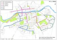 Изграждането на 48 километра велоалеи в Пловдив започва на 28.01.2015