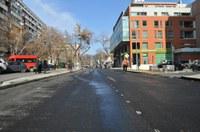 """Изцяло асфалтираната улица """"Петко Д. Петков"""" бе отворена за движение"""