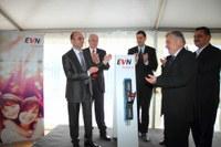 Кметът Иван Тотев даде символичния старт на нова електрическа подстанция