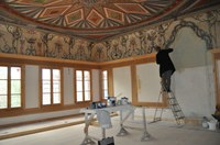 """Кметът Иван Тотев даде старт на финалния етап от реконструкцията на къща """"Клианти"""""""