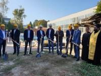 Кметът Иван Тотев даде старт на изграждането на олимпийски басейн в Пловдив