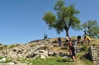 Кметът Иван Тотев даде старт на мащабни археологически проучвания  на Небет тепе