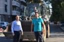 """Кметът Иван Тотев инспектира инфраструктурни обекти в """"Тракия"""""""