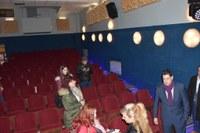 Кметът Иван Тотев инспектира обновената сграда на Кукления театър в Пловдив