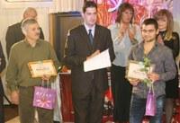 Кметът Иван Тотев награди Спортист №1 на Пловдив – стрелецът Антон Ризов