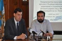 Кметът Иван Тотев обяви началото на дебата за бъдещето на река Марица