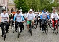 Кметът Иван Тотев: Осигуряването на по-добри възможности за каране на велосипед е кауза