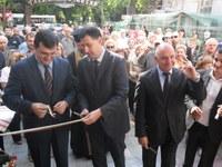 Кметът Иван Тотев откри обновения Четвъртък пазар
