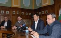 Кметът Иван Тотев: Пловдив ще остане завинаги първият български град Европейска столица на културата
