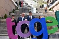 Кметът Иван Тотев посрещна в Пловдив президента на Германия Франк-Валтер Щайнмайер