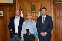 Кметът Иван Тотев посрещна вицепрезидент на Интел и неговия баща, роден в Пловдив