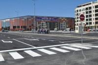 Кметът Иван Тотев прие готовия  паркинг пред Колодрума