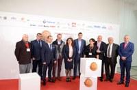 Кметът Иван Тотев приветства участниците в престижния винен Concours Mondial de Bruxelles