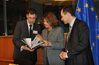 Кметът Иван Тотев проведе срещи в Брюксел с акцент Европейска столица на културата