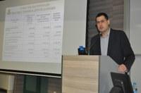 Кметът Иван Тотев с публична лекция в Европейския колеж за Бюджет 2015