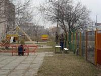 """Кметът изпълнява поредно обещание: новата детска градина в """"Тракия"""" с обновена площадка"""