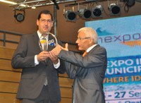 Кметът на Иван Тотев прие домакинството на NEXPO 2015