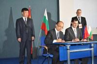 Кметът на Пловдив и Шънджън подписаха споразумение за побратимяване