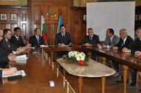 Кметът на Пловдив посрещна колегата си от Окаяма за 40 години побратимяване