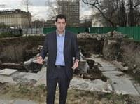 Кметът откри новия археологически сезон в Пловдив
