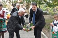 Кметът откри обновения парк в Коматево